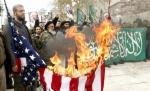 Ստամբուլում այրել են ԱՄՆ-ի և ՆԱՏՕ-ի դրոշները