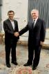 Էդվարդ Նալբանդյանին ընդունել է Իրանի  նախագահ Մահմուդ Ահմադինեժադը
