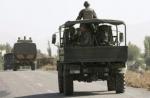 Թուրքիան շարունակում է Սիրիայի սահմանի մոտ ռազմական տեխնիկա կուտակել