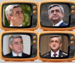 Սերժ Սարգսյանը հեռուստատեսության «պուրակում»