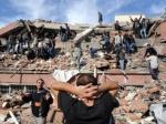 Իրանի երկրաշարժերի հետցնցումնային ակտիվությունը