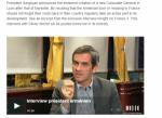 Հարցազրույց, որի պատճառով Սերժ Սարգսյանի նախարարը սպառնացել է ֆրանսիացի լրագրողին