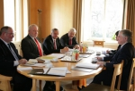 Փարիզում կայացել է Հայաստանի, Ադրբեջանի ԱԳ նախարարները և ԵԱՀԿ Մինսկի խմբի համանախագահների հանդիպումը