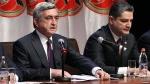 Սերժ Սարգսյանը ստորագրել է Տիգրան Սարգսյանին վարչապետ նշանակելու մասին հրամանագիրը