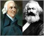 Адам Смит VS Карл Маркс