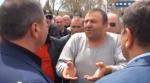 Սպանված զինվորի հարազատների բողոքի գործողությունը Երևան–Սևան մայրուղու վրա