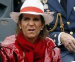 Իսպանիայի արքայադստերը տուգանել  են առանց փաստաթղթերի տրակտոր վարելու համար