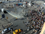 Ստամբուլում ցրում են բնապահպանների ցույցը