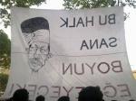Բախումներ ցուցարարների ու ոստիկանության միջև. Ստամբուլ