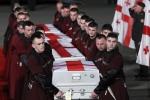 Աֆղանստանում զոհված զինվորականների մարմինները տեղափոխել են Թբիլիսի