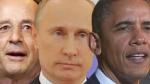 ԵԱՀԿ Մինսկի խմբի համանախագահող երկրների նախագահները ԼՂ հակամարտության վերաբերյալ հանդես եկել են հայտարարությամբ