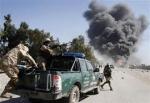 Թալիբները հարձակվել են Աֆղանստանում ամերիկյան ռազմաբազայի վրա