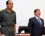 Եգիպտոսի նախագահը բանակցել է երկրի պաշտպանության նախարարի հետ