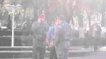 Երիտասարդը երկու հարվածով տապալեց Ուկրաինայի հատուկջոկատայիններին