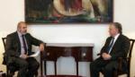 ՀՀ ԱԳ նախարարն ընդունեց ԵՄ հատուկ ներկայացուցչին