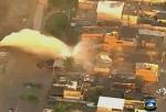 «Կոյուղային» աղետ Բրազիլիայում