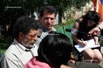 Ազատամարտիկները վստահ են՝ Վոլոդյա Ավետիսյանի նկատմամբ քաղաքական հետապնդում է իրականացվում (տեսանյութ)
