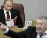 Պուտինը Ժիրինովսկուն խնդրել է ելույթ չունենալ ի վնաս  Ռուսաստանի հիմնարար արժեքների