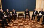 Սերժ Սարգսյանը «նորմալ» է գնահատում Իլհամ Ալիևի հետ հանդիպումը
