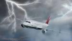 «Թուրքական ավիաուղիներին» պատկանող ինքնաթիռը շանթահարվել է
