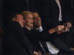 Օբաման չի տխրել Մանդելայի հոգեհանգստի արարողությանը (ֆոտո)