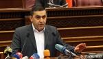 Արմեն Ռուստամյան. «Իշխանություններն իրենց հավերժ ընթացքն ապահովելու համար կողքի են դրել երկրի անվտանգությունը»
