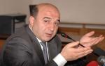 Արմեն Մովսիսյանը գույք պարտքի դիմաց գործարքն այլևս չի քննադատում
