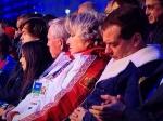 ՌԴ վարչապետը քնել է Սոչիի Օլիմպիական խաղերի բացման արարողության ժամանակ