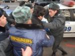 Սամվել Աբրահամյանին և ՀԱԿ ակտիվիստների բերման են ենթարկել ոստիկանություն (տեսանյութ)