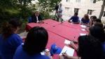 Սերժ Սարգսյանի «անակնկալ» պատասխանները լրագրողներին
