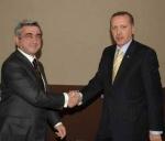 Սերժ Սարգսյանն ասել է, որ Հայաստանը հրավեր է ստացել մասնակցելու Թուրքիայի նախագահի երդմնակալության արարողությանը