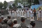 Հայաստանի մանուկները սիրո և հայրենասիրության պատգամ են հղում ԼՂՀ զինվորներին