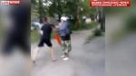 Ռուս դեռահասը դաժան ծեծի է ենթարկել թոշակառու տատիկի (տեսանյութ)