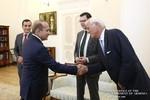 Քննարկվել են Հայաստանում «Radisson» հյուրանոցի հիմնման հնարավորությունները