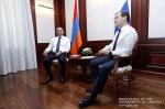 ՀՀ վարչապետն ասել է, որ Մեդվեդևը Հայաստան չի գա