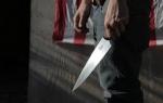 Գորիսում տղամարդը դանակահարել է նախկին կնոջն ու նրա քրոջ ամուսնուն