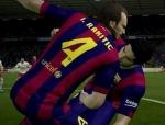 FIFA 15. Սուարեսը կծում է Ռակիտիչին