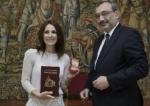 ԼՂՀ արտաքին գործերի նախարարը հանդիպել է Բասկերի Երկրի խորհրդարանի նախագահի հետ