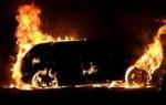 «Վոլկսվագեն Ջետտա»-ն ամբողջությամբ այրվել է