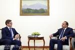 Քննարկվել են հայ-էստոնական հարաբերությունների զարգացմանն առնչվող հարցեր
