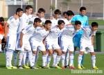 Հայաստանի մինչև 17 տարեկանների հավաքականը խոշոր հաշվով պարտվեց