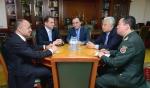 Քննարկվել են հայ-չինական ռազմական համագործակցության հարցեր
