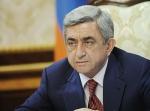 Սերժ Սարգսյանը շնորհավորել է Չիլիի Հանրապետության նախագահին