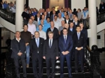 Բեռնար Շալանդը մասնակցել է ՖԻՖԱ/ՈՒԵՖԱ խորհրդաժողովին