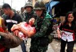 Չինաստանի Սինցզյան–Ույգուրյան ինքնավարությունում մի շարք պայթյուններ են որոտացել