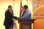 Գագիկ Ծառուկյանը 150 երիտասարդի ԲՀԿ անդամատոմս է հանձնել (տեսանյութ)