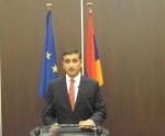 ՀՀ անկախության 23-րդ տարեդարձին նվիրված ընդունելություն Եվրոպայի խորհրդում