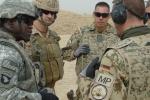 Контингент сил НАТО в Афганистане составит 1200-1400 военнослужащих