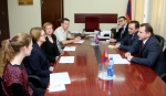 Ստորագրվել է հայ-բրիտանական ռազմական համագործակցության պլանը