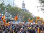 Կատալոնիայում զանգվածային ցույցեր են